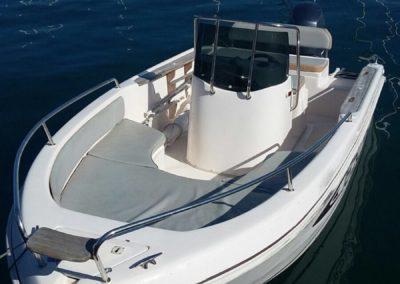 Barca Manò Marine