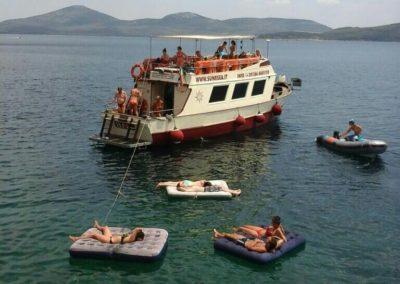 sun&sea escursioni barca alghero